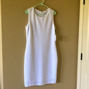 Calvin Klein White Summer Dress